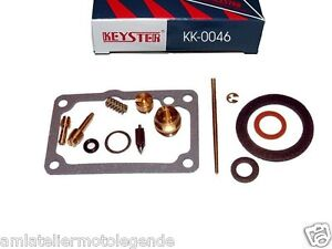 KAWASAKI KE125/A - Kit de réparation carburateur KEYSTER KK-0046