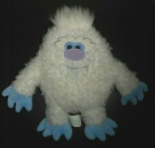 Disney Babies Theme Park Yeti White Abominable Snowman Stuffed Animal Plush Toy