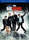 The Big Bang Theory: The Complete Fourth Season DVD, Simon Helberg, Kaley Cuoco,