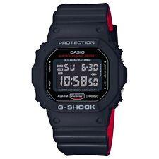 -NEW- Casio G-Shock Black Watch DW5600HR-1