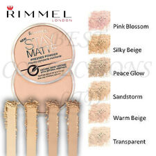 RIMMEL STAY MATTE PRESSED POWDER - CHOOSE SHADE FROM