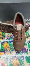 New Men's Ecco Biom Hybrid 3 Softspike Golf Shoes US 12-12.5 Camel Brown