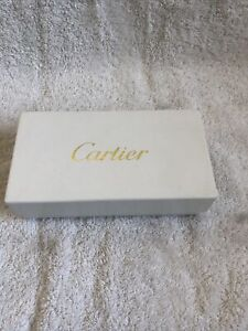Cartier White Gift Box
