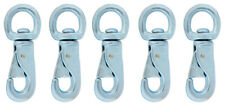 """New! Campbell Chain Animal Eye Snap 7/8"""" x 4-7/8"""" 300 Lb T7607401 5-Pack"""
