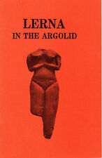"""LERNA IN THE ARGOLID"" - JOHN L.CASEY & E.T.BLACKBURN - PAMPHLET - ATHENS (1977)"