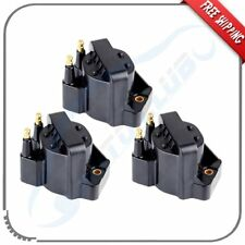pack of 3 Ignition Coil Cassette Pack for Chevrolet Buick GMC V6 3.8l 3.4l