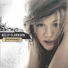 Kelly Clarkson / Breakaway (CD) Clive Davis, Kara DioGuardi, Clif Magness  GREAT