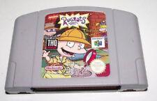 Rugrats Treasure Hunt Nintendo 64 N64 PAL