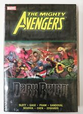 Mighty Avengers Dark Reign Hardcover NEW Marvel Graphic Novel Comic Book