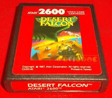 DESERT FALCON Atari Vcs 2600 ○ CARTUCCIA e MANUALE - FY