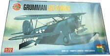 Airfix Grumman J2F-6 Duck Model kit Escala 1:72, Nuevo