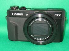 Canon PowerShot G7x G7 x Mark II Digital Camera +32GB