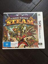 Code Name: S.T.E.A.M Nintendo 3DS Game