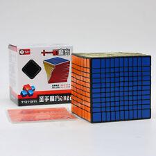 SS 11x11x11 Speed Magic Cube Professional Twist Puzzle Intelligence Toys Black
