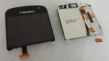 BlackBerry 9900,9930 Black USED LCD Screen & Digitizer ver 001 (USED)