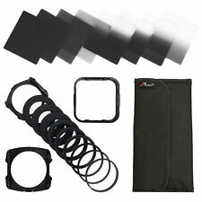 Complete ND 2 4 8 16 Filter Kit para Cokin P  Square Holder  Adapter+Hood LF292