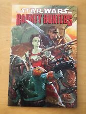 STAR WARS BOUNTY HUNTERS TPB, NM 9.4, 1ST PRINT, DARK HORSE, BOBA FETT