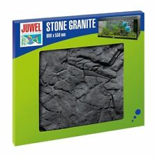 JUWEL STONE GRANITE FISH TANK AQUARIUM BACKGROUND RIO TRIGON VISION LIDO RECORD