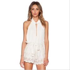 Stone Cold Fox Avalon Tank White One Size
