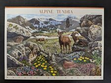 Usps-Scott #4198 Alpine Tundra sheet of 10 (10 Varieties) Fdc 2007