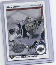 10-11 2010-11 UPPER DECK MARIO GOSSELIN 20TH ANNIVERSARY FRENCH BUYBACK 91