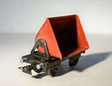 MÄRKLIN HO - 362, Red Side Dump, Version 6, 1947-49.