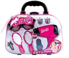Girls Pretend Play Set Hair Dryer Makeup Toy Set Beauty Fashion Christmas Gift