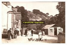 rp12819 - Anglers Rest Hotel , Millers Dale , Derbyshire - photo 6x4