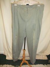 """Pantaloni da uomo COTTON TRADERS,khaki cotone,GIROVITA 42- """",interno gamba 31"""