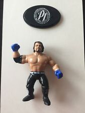 Mattel Wwe Retro A J Styles Series 3 Figure loose With Stand