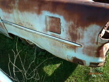 1955 Chevrolet Bel Air 4 door sedan quarter trim