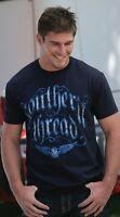 2Southern Thread Logo Men's Navy Blue Big Script Graphic T-Shirt STT8900032 NWT
