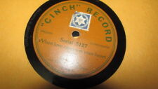 KATE WILLEY CINCH 78 RPM RECORD 5127 LOVE CREEPS IN YOUR HEART UK IMPORT