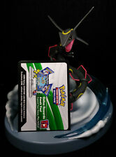 "Shiny Rayquaza Card Holder Figure 6.75"" Hidden Fates ! 50% Off Black Friday !"
