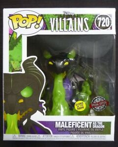 Disney Pop! - Maleficent Dragon with Flames n°720 - Funko