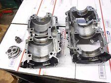 1989 arctic cat 650 wildcat motor parts: BOTH CRANKCASE HALVES