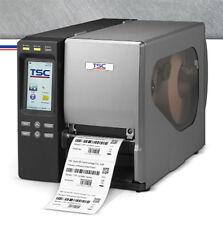 TSC TTP-2410M 203 dpi Industrial Label USB PAR SER ETH Touch LCD Printer NEW