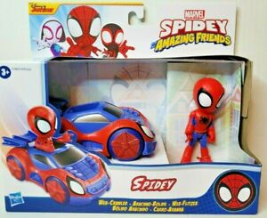 Marvel Spidey and His Amazing Friends SPIDEY and WEB CRAWLER New 2021