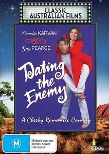 Dating The Enemy - Guy Pearce - Claudia Karvan - New & Sealed All Region DVD.