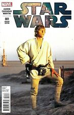 Star Wars Comic Issue 1 Limited Movie Variant Modern Age First Print 2015