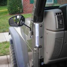 For Jeep Mirrors 1987 -2019 Doors off Side Reaview Mirror Set Wrangler Tj Jk Jku