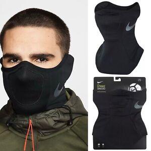 Nike Strike Winter Warrior Snood ⚽️🏈 BQ5832-010 ⚫️⚫️Size S/M  💯Authentic