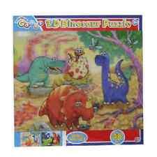 GIOCHI Tradizionali: 3D Dinosauro Puzzle 48 PEZZI giovani PER BAMBINI 3 + anni.