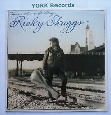 RICKY SKAGGS - Comin' Home To Stay - Excellent Condition LP Record Epic 460692 1