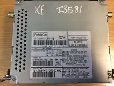 JAGUAR XF Radio Cd Head Unité simple disque c2p21596