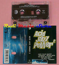 MC ACID JAZZ POWER 1996 james taylor mother earth quiet boy  cd lp dvd vhs