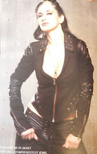 LIP SERVICE THIS CORROSION BLACK LACE HOOK ME UP JACKET M