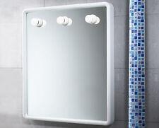 Specchio Bagno 60x70 con Luci  GEDY