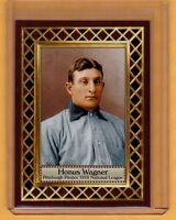 Honus Wagner Pittsburgh Pirates, Fan Club serial numbered /300 NM cond