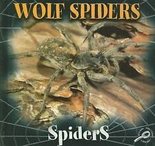 Wolf Spiders (Spiders Discovery Library)